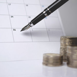 October: Financial planning month